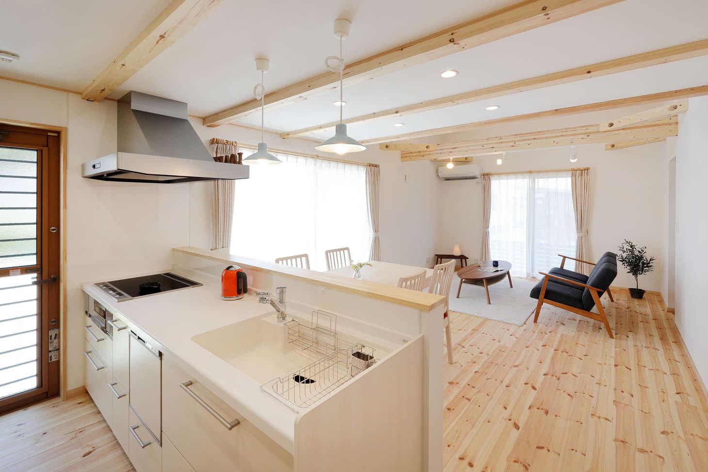 木の香り住宅舎『塩釜玉川モデルハウス』販売説明会開催