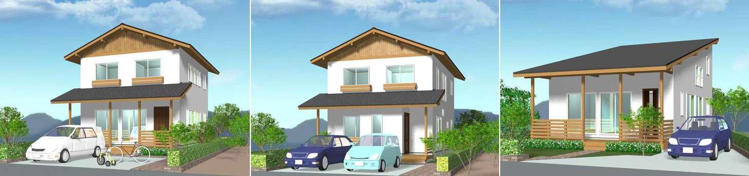 【限定3棟】「古川住宅展示場」 新築建売住宅 分譲開始